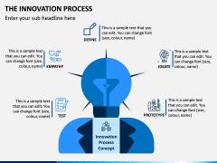 Innovation Process PPT Slide 3