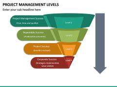 Project Management Levels PPT Slide 9