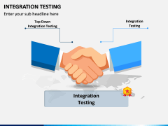 Integration Testing PPT Slide 1