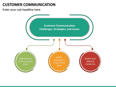 Customer Communication PPT Slide 25