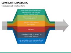 Complaints Handling PPT Slide 15