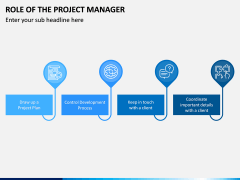 Role of the Project Manager PPT Slide 7