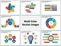 Content Management System (CMS) PPT Slide MC Combined