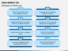 High Impact HR PPT Slide 8