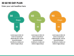30 60 90 Day Plan PPT Slide 36