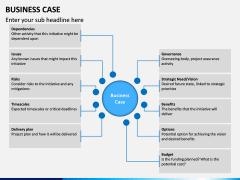 Business Case PPT slide 3