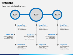 Timeline bundle PPT slide 13