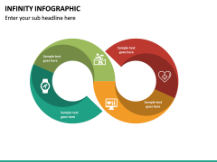 Infinity Infographics PPT Slide 21