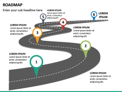 Roadmap PPT Slide 29