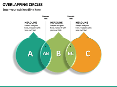 Overlapping Circles PPT Slide 27