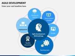 Agile Development PPT Slide 1