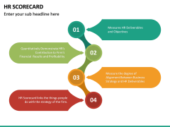 HR Scorecard PPT Slide 26