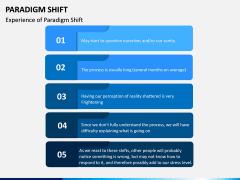 Paradigm Shift PPT Slide 6