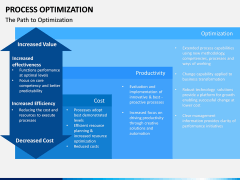Process Optimization PPT Slide 7