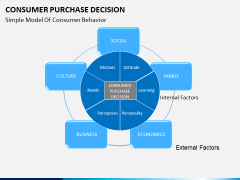 Consumer purchase decision PPT slide 3