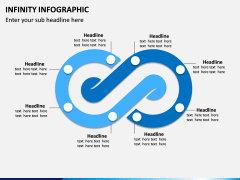 Infinity Infographics PPT Slide 2