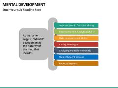 Mental Development PPT Slide 12