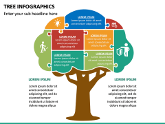 Tree Infographics PPT Slide 27