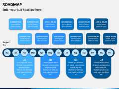 Roadmap PPT Slide 3