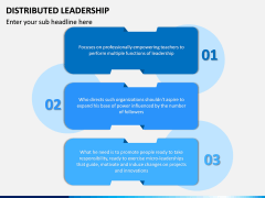 Distributed Leadership PPT Slide 14