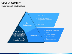Cost of Quality PPT Slide 14