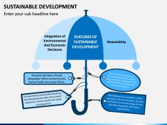 Sustainable Development PPT Slide 3