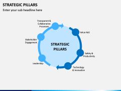Strategic Pillars PPT Slide 8