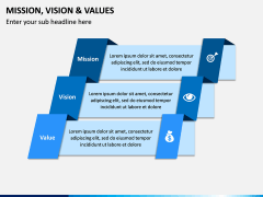 Mission, Vision and Values PPT Slide 11