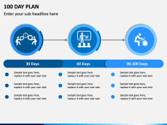 100 Day Plan PPT Slide 10