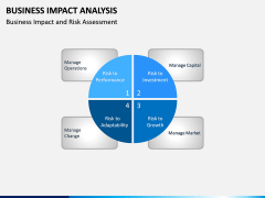 Business impact analysis PPT slide 19