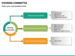 Steering Committee PPT Slide 22
