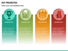 Key Priorities PPT slide 13