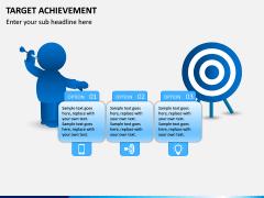 Target Achievement PPT slide 5