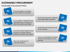 Sustainable Procurement PPT Slide 8