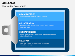 Core Skills PPT slide 1