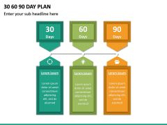 30 60 90 Day Plan PPT Slide 41
