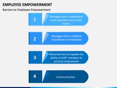 Employee Empowerment PPT Slide 17