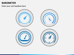 Barometer Icons PPT Slide 13
