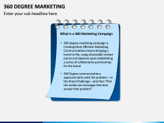 360 Degree Marketing PPT Slide 2