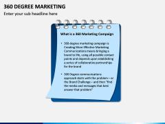 360 Degree Marketing PPT Slide 2