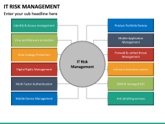 It Risk Management PPT Slide 20
