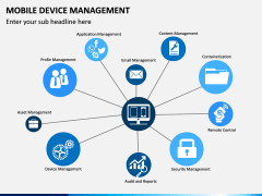 Mobile Device Management (MDM) PPT Slide 10