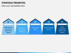 Strategic Priorities PPT Slide 9