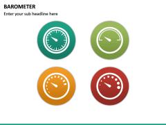 Barometer Icons PPT Slide 26