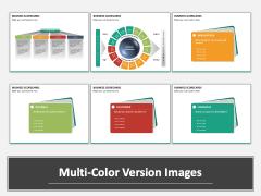 Business scorecards PPT slide MC Combined
