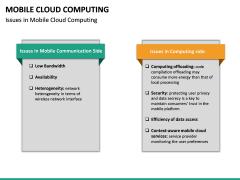Mobile Cloud Computing PPT Slide 22