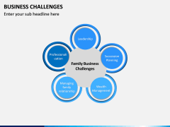 Business Challenges PPT Slide 7