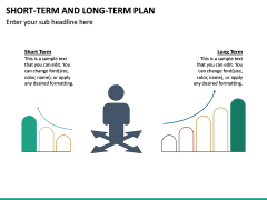 Short Term and Long Term Plan PPT Slide 29