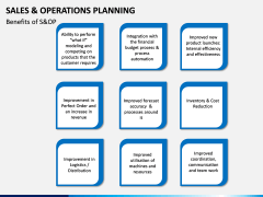 Sales and Operations Planning PPT Slide 10