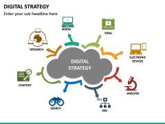 Digital Strategy PPT Slide 19
